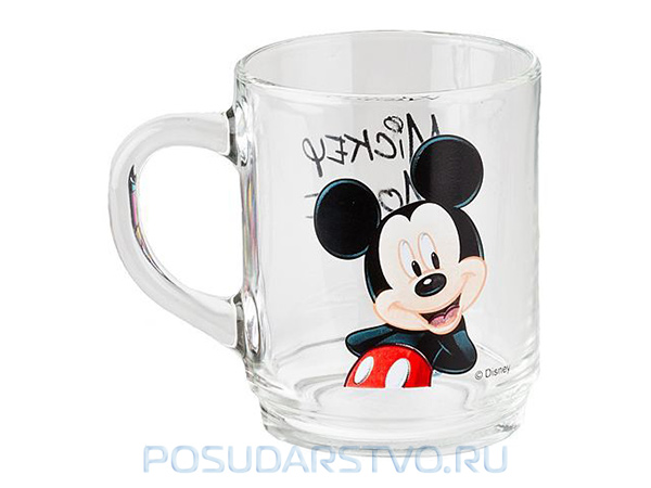 Кружка детская Luminarc Disney Mickey Mouse MICKEY COLORS G9176