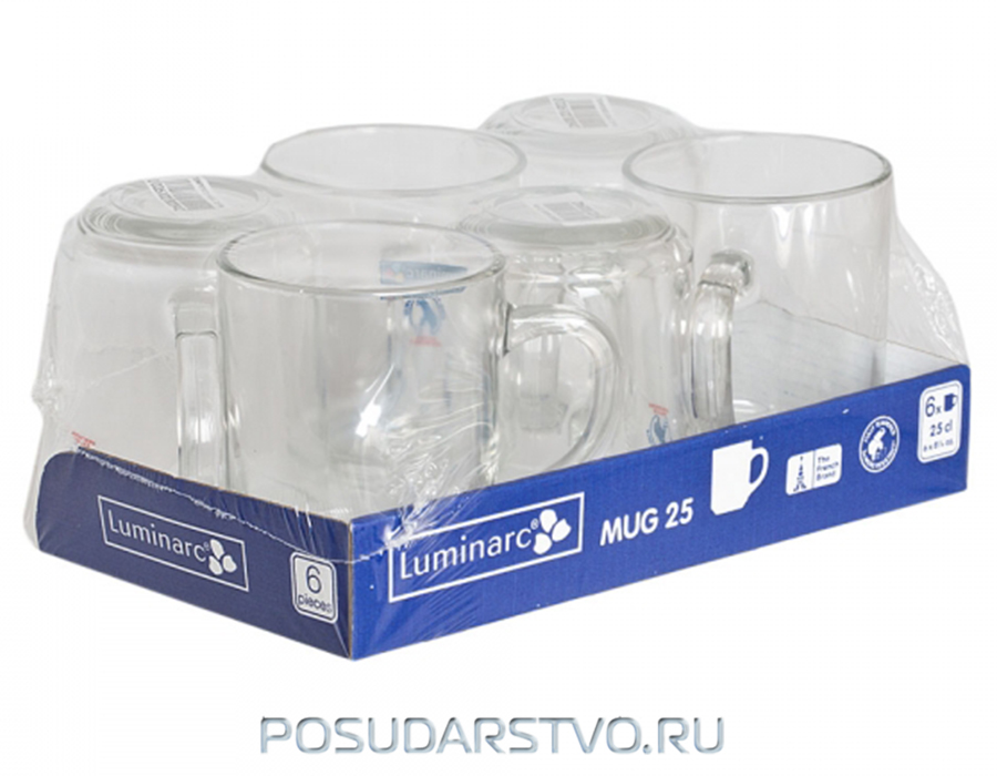 Бокал Luminarc Arcoroc Transparent 39739