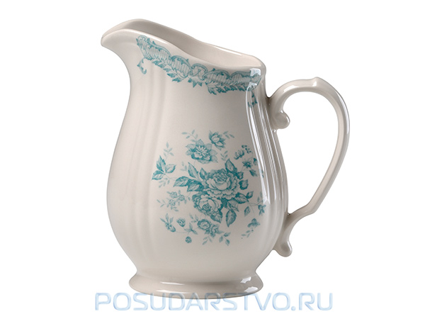 Кувшин Rose Collection Bitossi BID276 (Голубой)