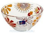 Мисочка Luminarc Graphic Flowers Red C6190
