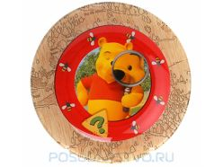 Тарелка глубокая Luminarc Disney Winnie Nature E7623