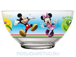 Мисочка Luminarc Disney Mickey Mouse E9116