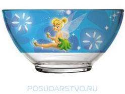 Мисочка Luminarc Disney Fairies E9141