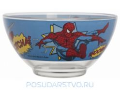 Мисочка Luminarc Disney Spiderman COMIC BOOK H4347
