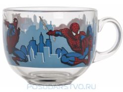Бульонница Luminarc Disney Spiderman H4349